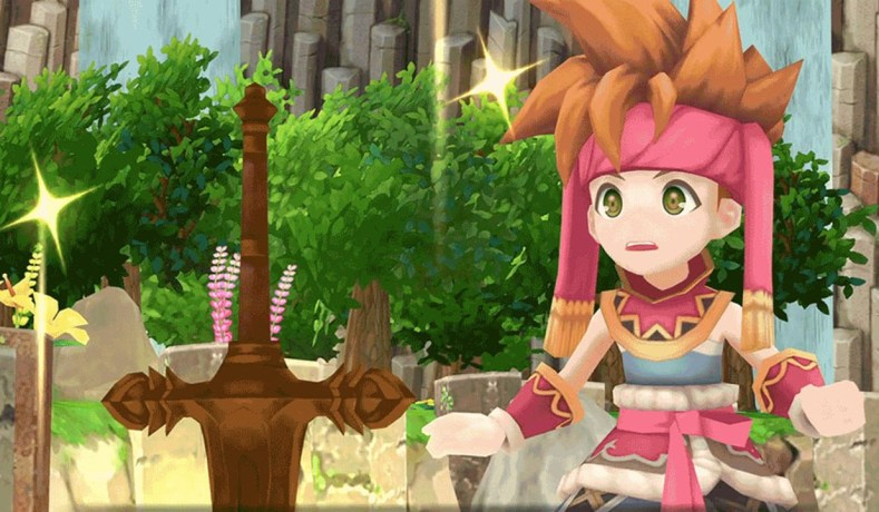 Secret Of Mana Remake: O Retorno Do Clássico