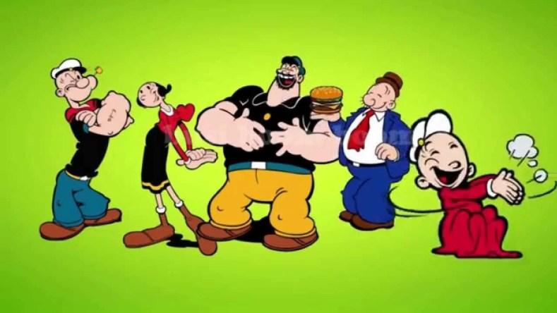 Figura1 1 - A Verdadeira História Do Marinheiro Popeye