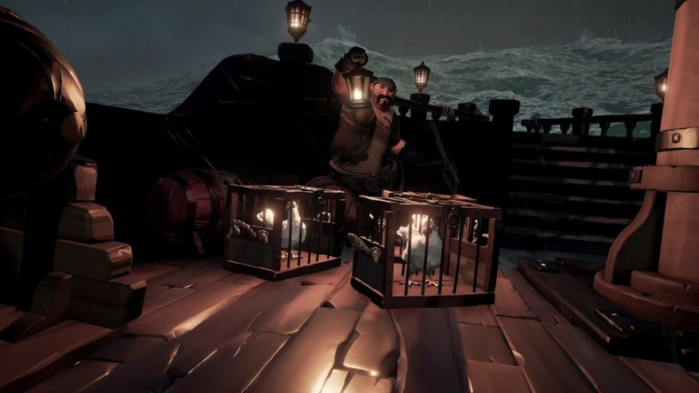 sea of thieves galinhas - Sea Of Thieves: Guia Básico Para Iniciantes
