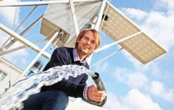agua limpa energia solar - Quer Destilar A Água Com Energia Solar?