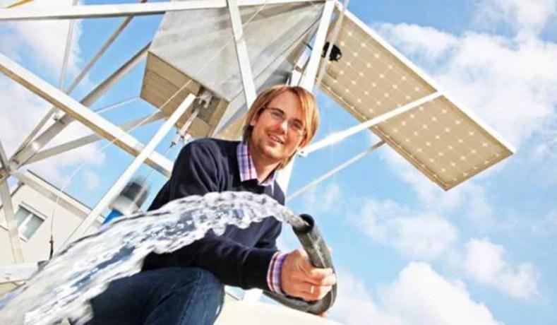 Quer Destilar A Água Com Energia Solar?