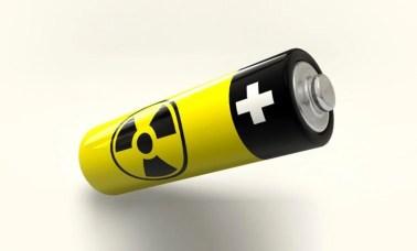 nuclear battery - Conheça A Bateria Que Não Precisa Recarregar
