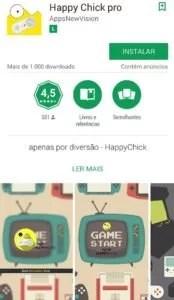 happy chick tela 174x300 - Os Emuladores Mais Interessantes Para Android