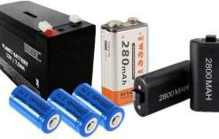 pilhas baterias - Mitos E Verdades Sobre Pilhas E Baterias