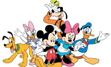 Capa MIckey 3 - Comemoração Dos 90 Anos De Mickey Mouse