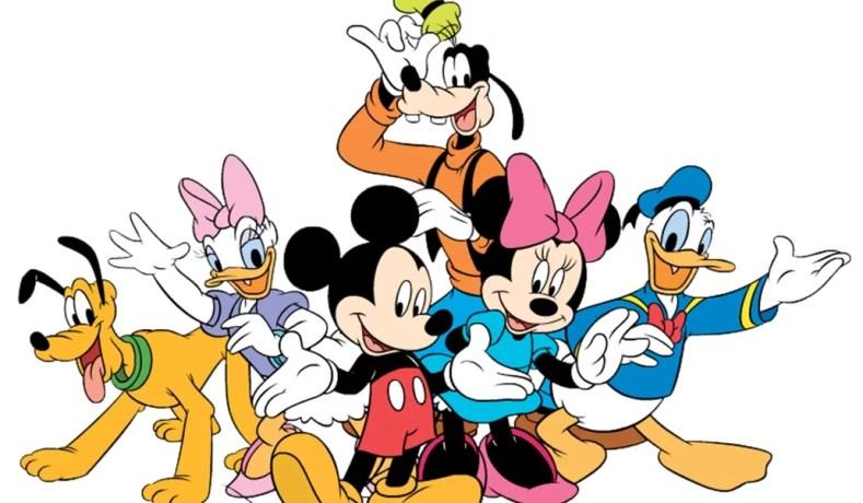 Comemoração Dos 90 Anos De Mickey Mouse
