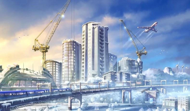 Cities: Skylines E A Expansão Industries