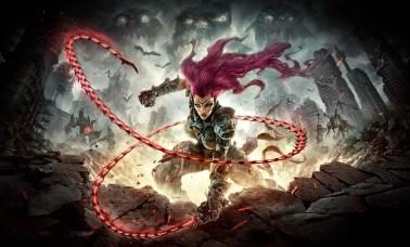Darksiders III Capa - Darksiders III, Ação E Aventura Repleta de Fúria!