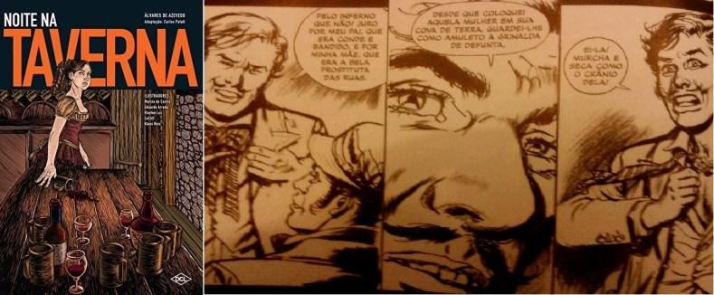 Figura 3 - A Literatura Como História Em Quadrinhos