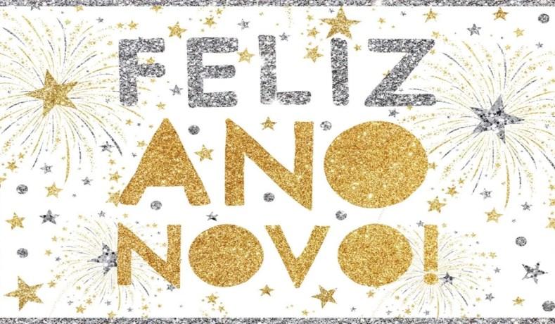 Feliz Ano Novo A Todos!