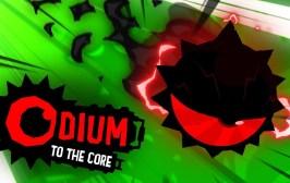 Odium to the core capa - Odium to the core, um indie bem peculiar