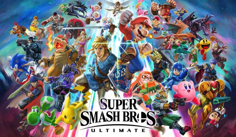 Super Smash Bros. Ultimate é Diversão Garantida