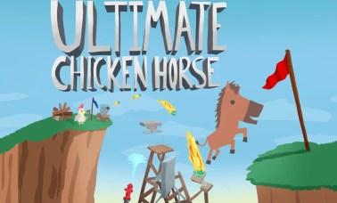 Capa 1 - Diversão em Família: Ultimate Chicken Horse