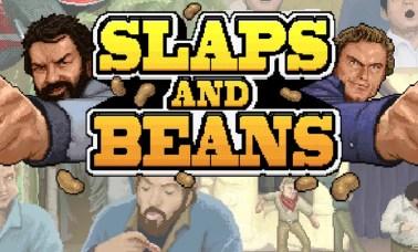 Capa Daigor - Slaps And Beans - Beat' em up ao lado de Bud e Terence