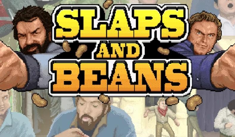 Slaps And Beans – Beat' em up ao lado de Bud e Terence