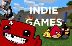 capa Jogos Indie - TOP 5 Games Indies