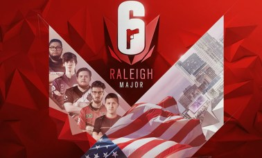 capa - Rainbow Six Siege: Major de Raleigh - 2019