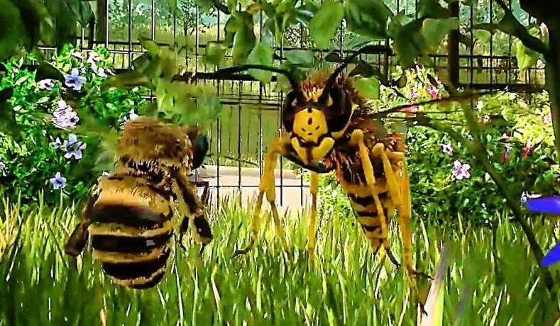 Bee Simulator – Voando no mundo das abelhas