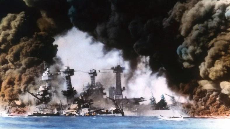 Pearl Harbor - Cenários Reais de Filmes Famosos