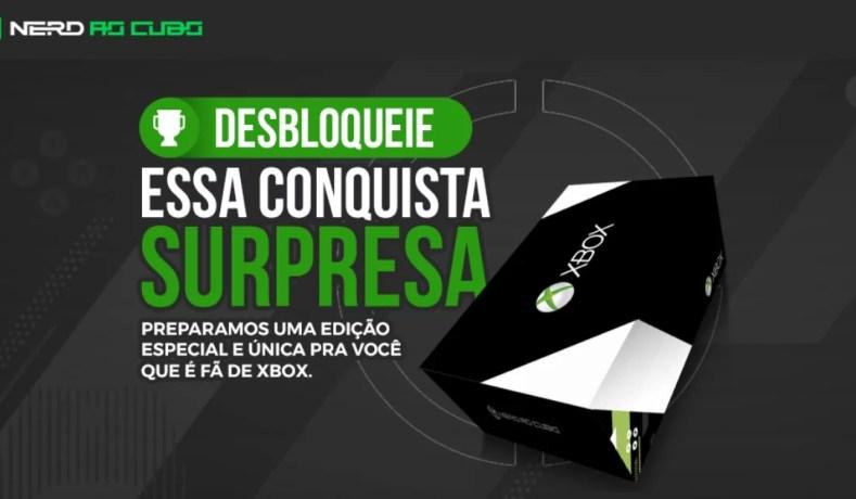 Conheça o Cubo Edição Limitada: XBOX