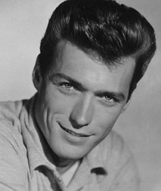 Clint Eastwood novinho - Os 90 anos de Clint Eastwood