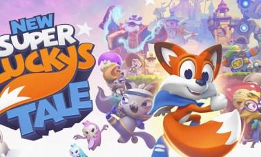 New Super Luckys Tale CAPA - New Super Lucky's Tale: Uma Reminiscência Dos Games Com Estilo De Plataforma em 3D