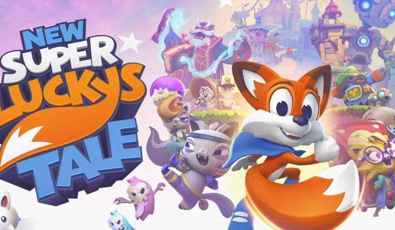 New Super Lucky's Tale: Uma Reminiscência Dos Games Com Estilo De Plataforma em 3D