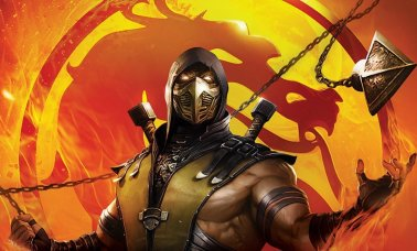 Mortal Kombat Legends A Vingança de Scorpion - Mortal Kombat Legends: A Vingança de Scorpion