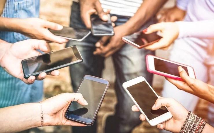 smartphones - Conheça Uma Nova Tecnologia de Telas Biodegradáveis