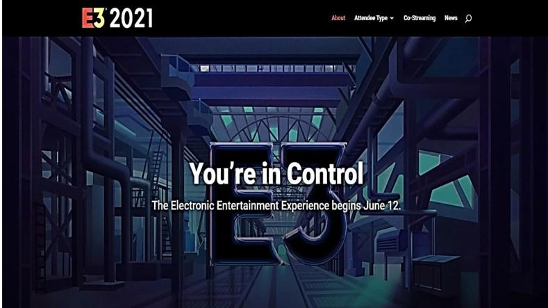 E3 2021 site - A E3 2021 será totalmente virtual E Está Se Reinventando, Mas Perdeu Sua Força?