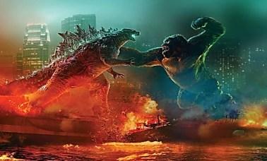 Godzila vs Kong CAPA2 - Godzilla vs Kong, Dois Titãs Lendários Que Retornam Em Um Espetáculo Maluco