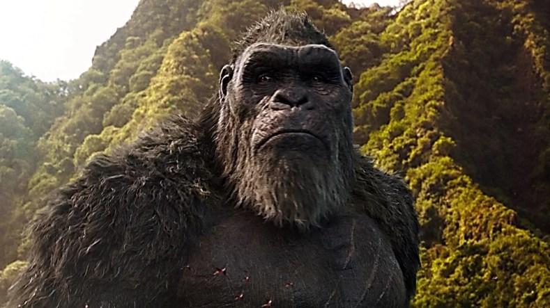 Godzila vs Kong imagem 2 - Godzilla vs Kong, Dois Titãs Lendários Que Retornam Em Um Espetáculo Maluco