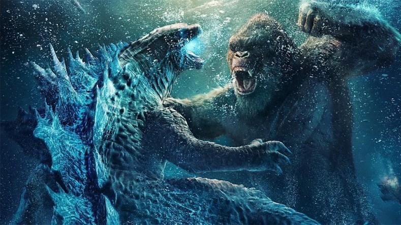 Godzila vs Kong imagem 5 - Godzilla vs Kong, Dois Titãs Lendários Que Retornam Em Um Espetáculo Maluco