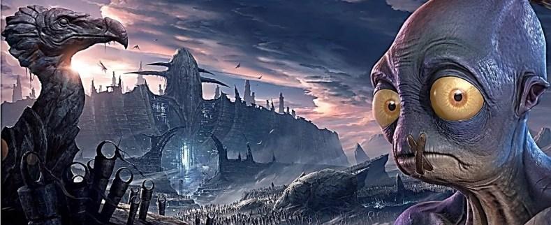 Oddworld Soulstorm Imagem Inicial - Oddworld: Soulstorm, Uma Experiência Divertida, Mas Que Peca Com Algumas Falhas Técnicas