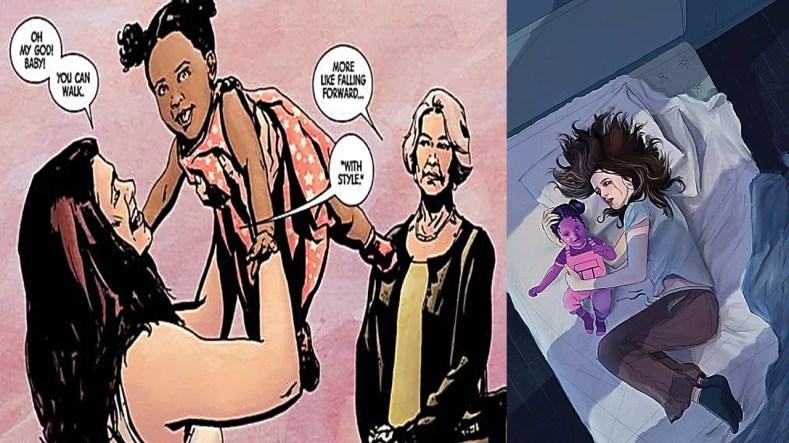 Jessica Jones 2 Imagens - Mamães Que Merecem Destaque Nos Quadrinhos