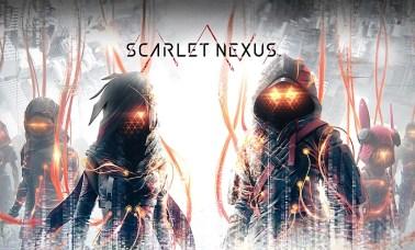 Scarlet Nexus CAPA - Scarlet Nexus É Repleto De Adrenalina, Ação Divertida E Grandes Momentos De Personagens