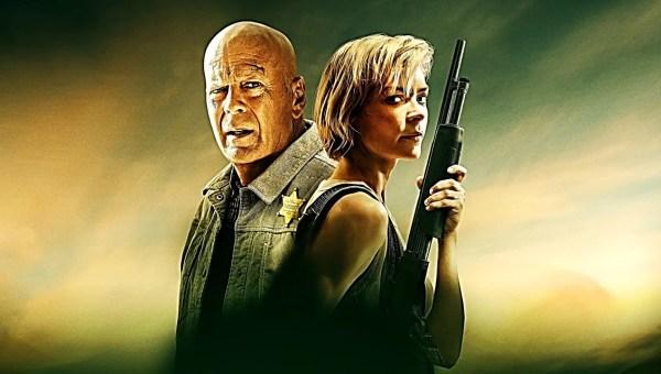 Out Of Death CAPA - Out Of Death, Um Thriller Subgenérico Estrelado Por Bruce Willis E Dirigido Por  Mike Burns