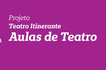 Projeto Teatro Itinerante é apresentado aos familiares e aos alunos