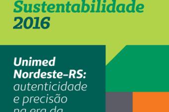 Acesse o Relatório de Sustentabilidade da Unimed Nordeste-RS