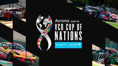 Copa naciones iRacing