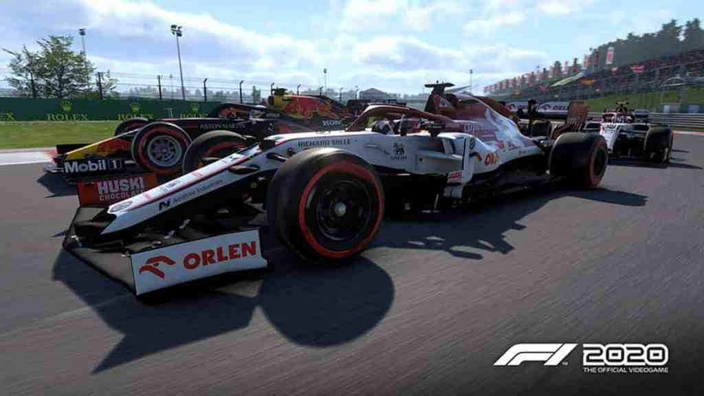 F1 2020 PS4 XBOX