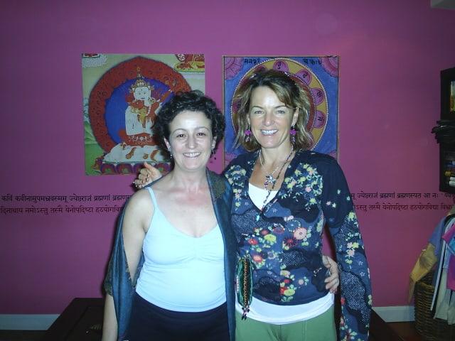 Seminario de Ashtanga con Liz Lark