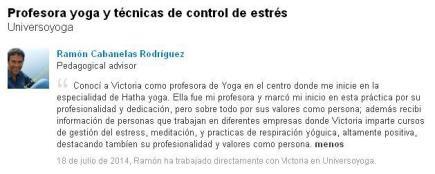 Ramon Cabanelas Rodriguez - Asesor Pedagógico