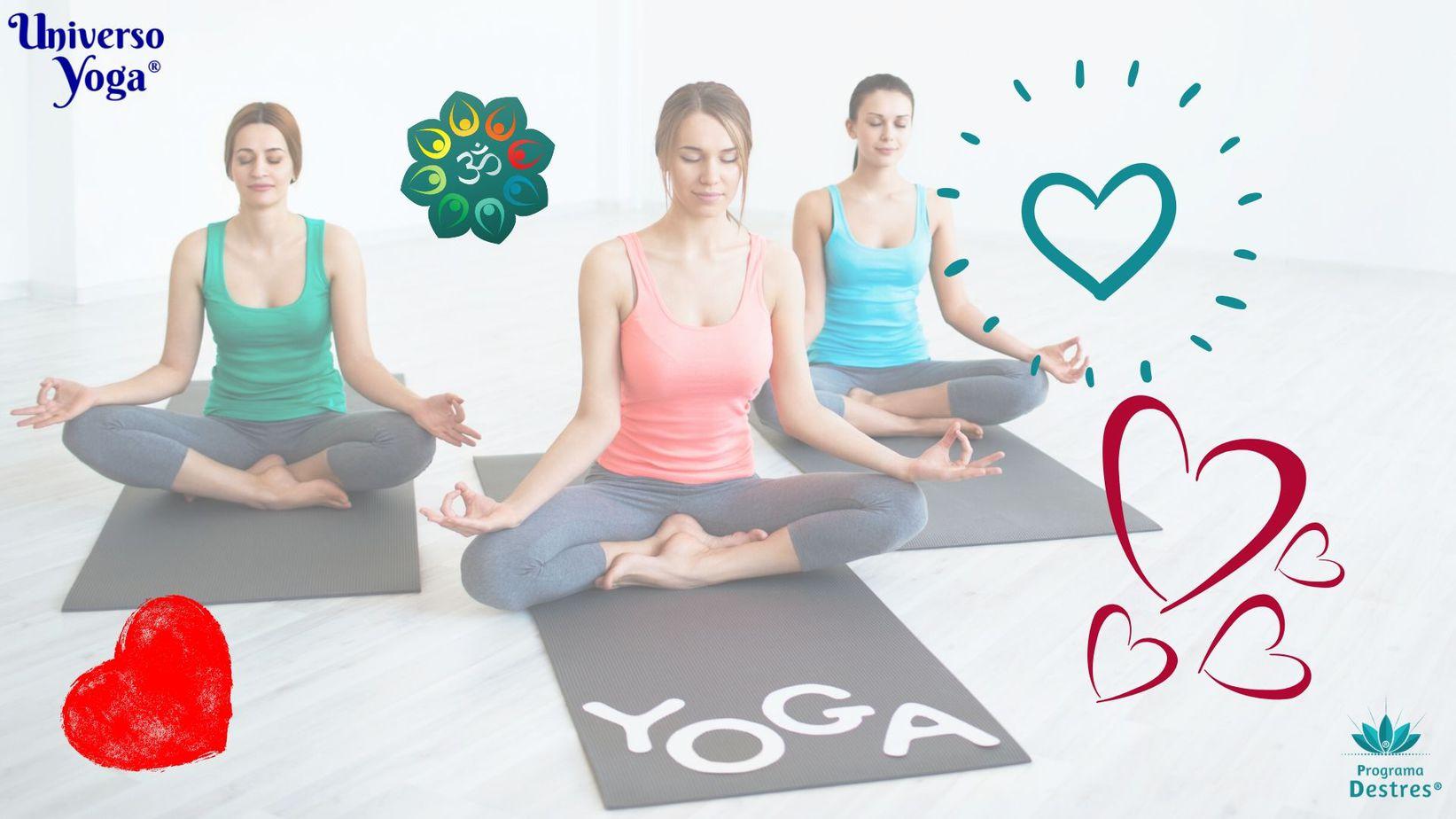 la gratitud es la memoria del corazaón practica yoga