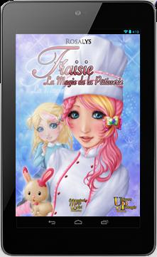 Fraisie, la magie de la pâtisserie - Nexus7