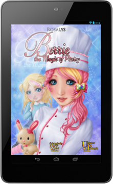 Berrie, the Magic of Pastry - Nexus7