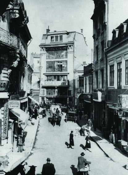 1914-45 Reclama Columb, Nestor