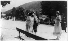 Regina Maria la Sinaia 1923