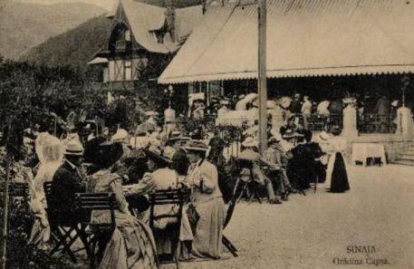 Sinaia, Ggradina Capșa