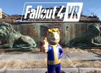 FALLOUT 4 VR compatible Oculus RiFT